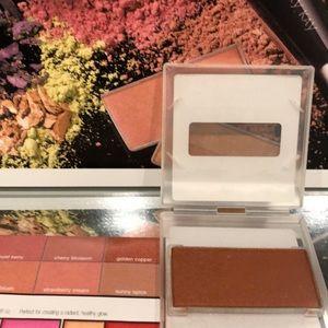 NEW mineral cheek color, Golden Copper